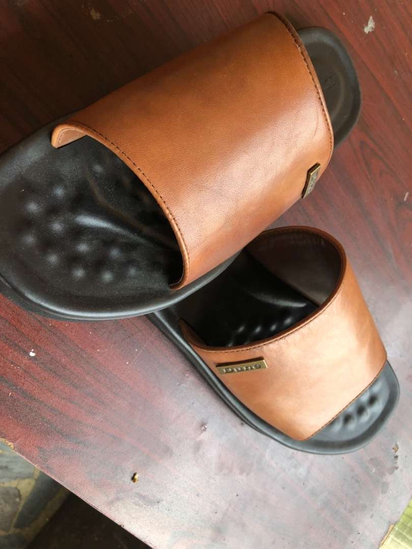 Official Men's leather Pams 0