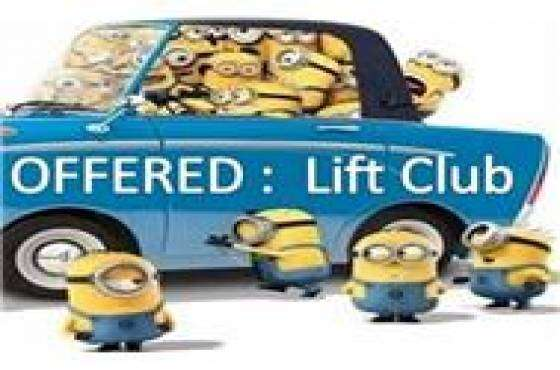 Lift Club offered to DUT 0