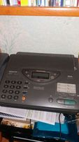 Факс- телефон Panasonic KX-F2708.