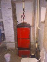Установка и реставрацыя газовых катлов на твердое топливо