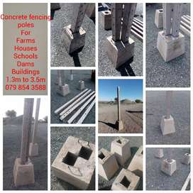Concrete products manufacture