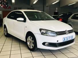 2013 Vw Polo 6 1.4 Comfortline Manual. CLEAN!