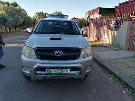 Toyota Hilux 3.0 D4D manual