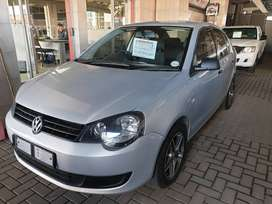 ^2011 VW Polo Vivo 1.4i Trend Automatic-Only R109900