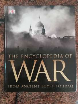 DK - The Encyclopedia of War: From Ancient Egypt to Iraq