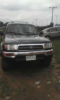 Clean toyota 4runner jeep for sale in portharcourt 0
