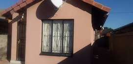 2bedroom house for sale at rabie ridge ext ext2