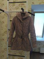 Продам женскую зимнюю куртку-пуховик Top Secret, р. 3