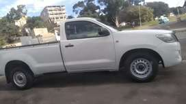 TOYOTA HILUX SINGLE CAB LOW RIDER IN EXCELLENT CONDITION