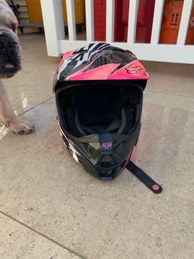 Fox Motorcycle helmet