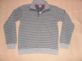 Okazja! Elegancki sportowy sweter męski marki Bastion Tanio!!!
