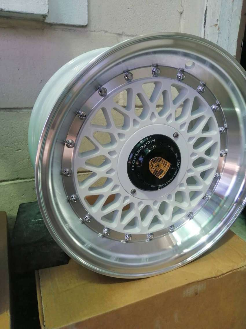 "15"" Porche Only available at Kustom kings 0"