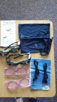 2 szt.Trójwymiarowe okulary aktywne 3D Active Glasses , SSG 2200 KR