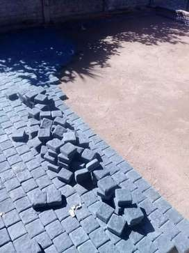 For all your  Flagstones ,Slabs and cobblestone paving