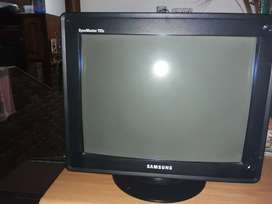 Samsung box computer screen