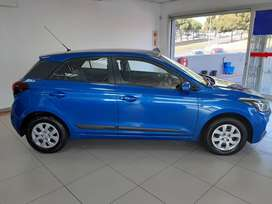 2019 Hyundai i20 1.2 Motion, Blue with 33000km available