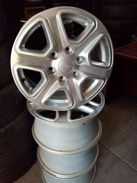 "17""Ford Ranger mag wheels only"