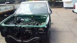 Isuzu Lexus v8 unfinished project