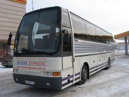 Пассажирские перевозки.Заказ автобуса.
