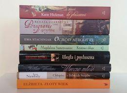 NOWE książki Elżbieta Złoty wiek Ogród Afrodyty Wieczna miłość