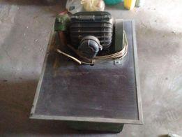 Агрегат компрессор на 5 атм с МТЗ и наждак с асинхронным двигателем