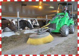 Универсальный минитрактор AVANT (Финляндия) / Трактор / Мини трактор