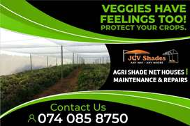 AGRICULTURAL SHADE NET HOUSE