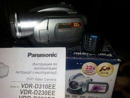 Продам видеокамеру Panasonic VDR-D220