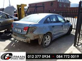 Chevrolet Cruze 1.6 F16D4 Manual Stripping for Used Spares