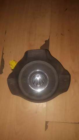 Vw polo tsi steering air bag for sale