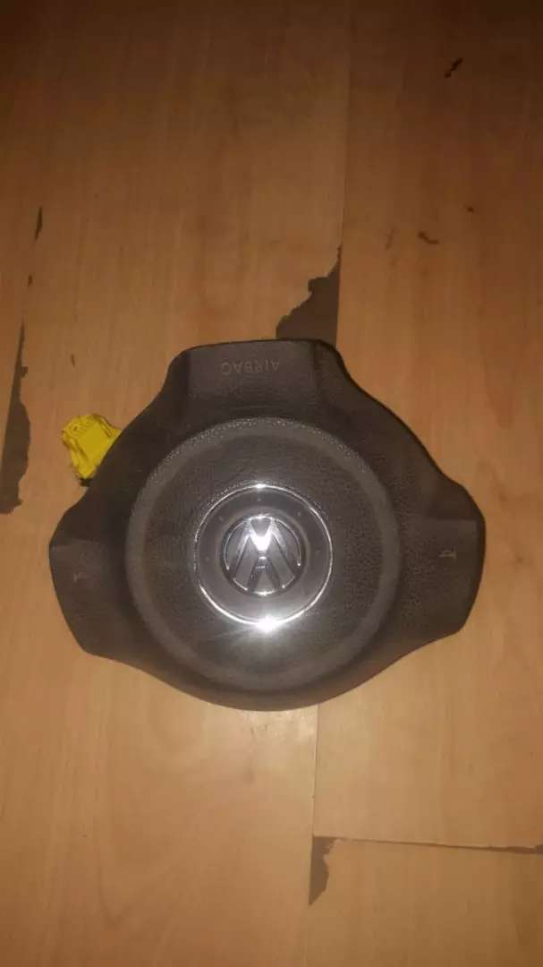 Vw polo tsi steering air bag for sale 0