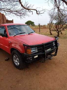 Selling a mazda b series bakkie with a wl diseal engine.