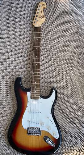 sx electric guitar set, perfect condition