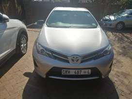 Pre-owned Toyota Auris 2014 model