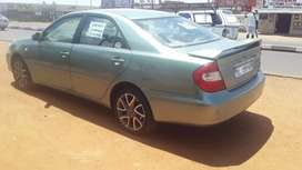 Toyota Camry with Automatic transmission for sale