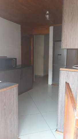 Rooms inside a furnished house available for rental
