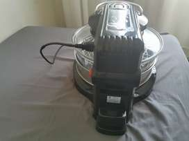 Multi stage cooker