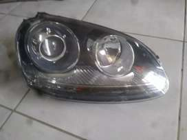 GOLF 5 GTI XENON HEADLIGHT.