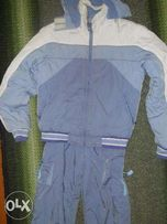 костюм лыжный зимний куртка штаны женский