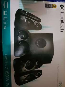 5.1 logitech speakers