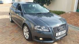 2012 Audi A3 1.4 Tfsi - Super Clean - Lady Owner - FSH R 110,000