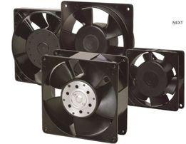 Осевые высокотемпературные вентиляторы MMotors VA (+140°С)