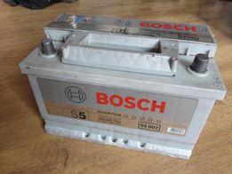 Akumulator Bosch 74Ah 750A Silver Plus 12V P+