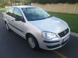 2010 VW Polo Classic 1.6 R65 000