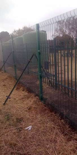 Clearview  fencing Installation