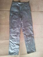 Spodnie ze skóry roz.38 Leather - Sound