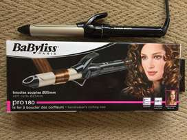 BaByliss Hairdresser's Curling Iron
