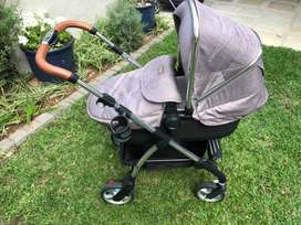 Imported Baby travel system