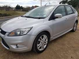 2010 FORD FOCUS 1.8SI