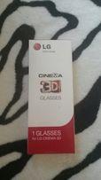 Okulary LG technologia 3D